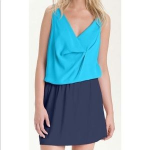 NWT DVF Lou dress